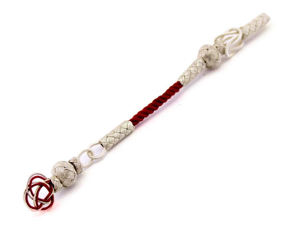 1000 Ayar Gümüş Kazaz Tesbih Püskülü (model 6)