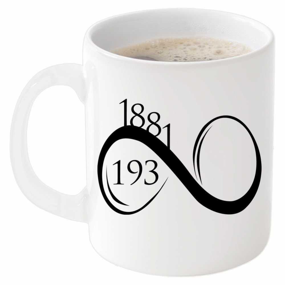 1881-193∞ Tarihli Beyaz Kupa Bardak