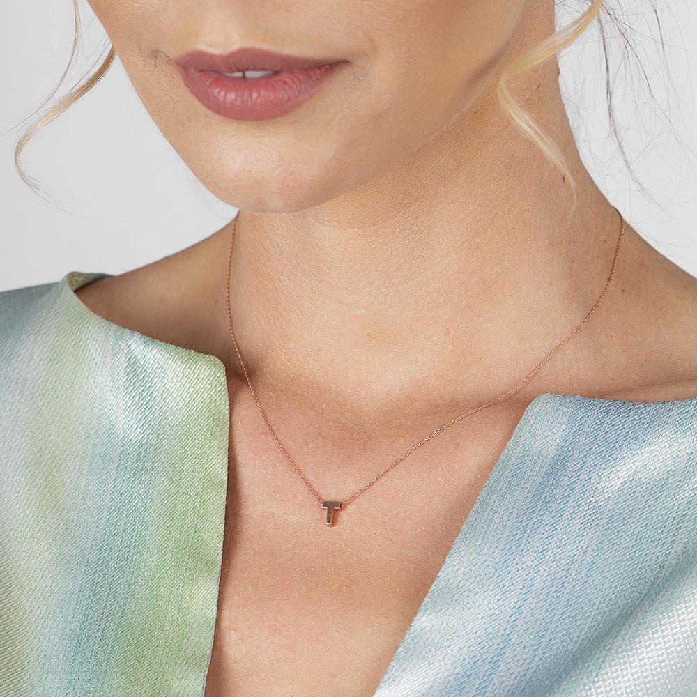 3D Tasarım Rose Renk 925 Ayar Gümüş