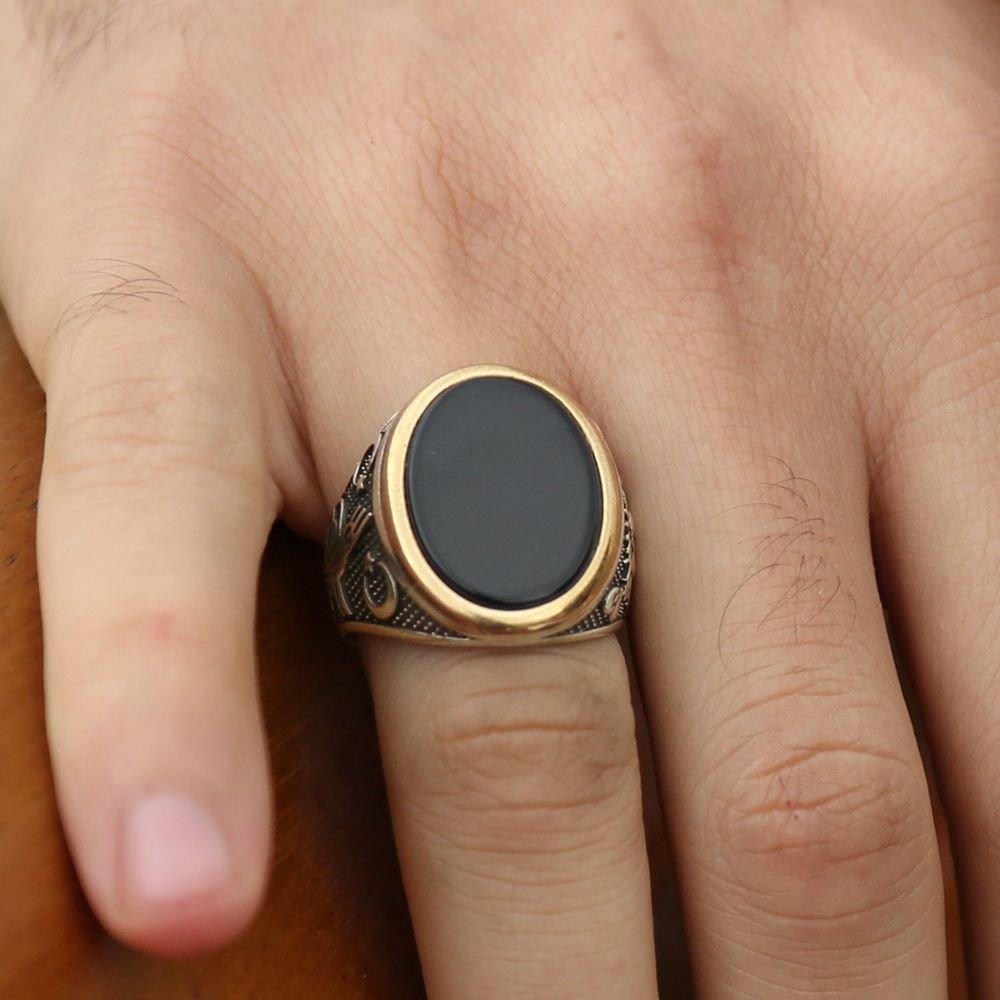 925 Ayar Gümüş Cihangir Yüzüğü