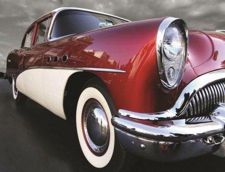 Araba Tasarım Kanvas Tablo (Model-3) - Thumbnail