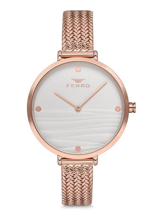Bayan Ferro HASIR Saat - F81868C-827-C