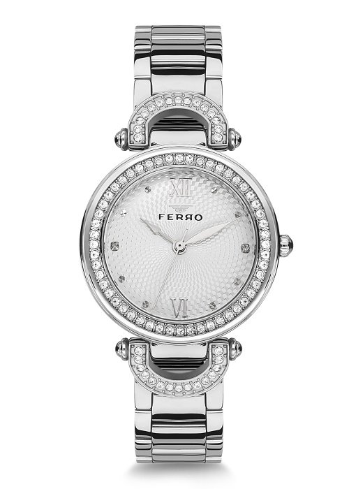 Bayan Ferro METAL Saat - F71602-653-A