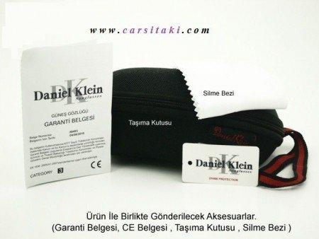 Daniel Klein Bayan Güneş Gözlüğü - DK1325-3 - Thumbnail