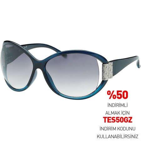 Daniel Klein Bayan Güneş Gözlüğü - DK2235ST-2 - Thumbnail