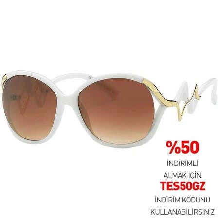 Daniel Klein Bayan Güneş Gözlüğü - DK2243-1 - Thumbnail