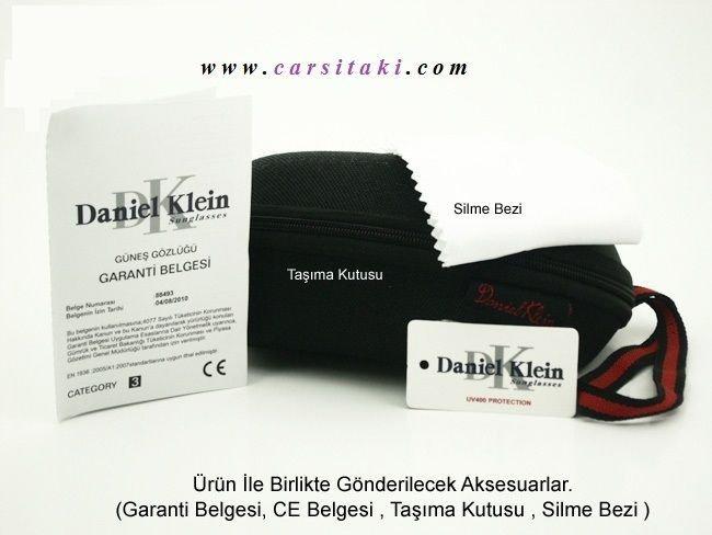 Daniel Klein Bayan Güneş Gözlüğü - DK2404-2