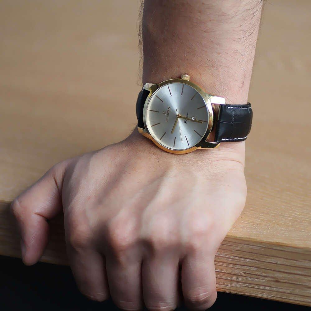 Enox Marka TH-EC-31024M.1 Erkek Kol Saati