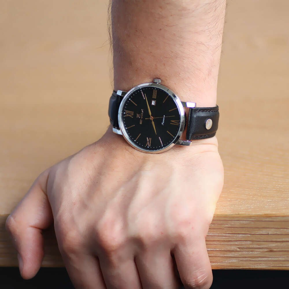 Enox Marka TH-EC-31031M.1 Erkek Kol Saati