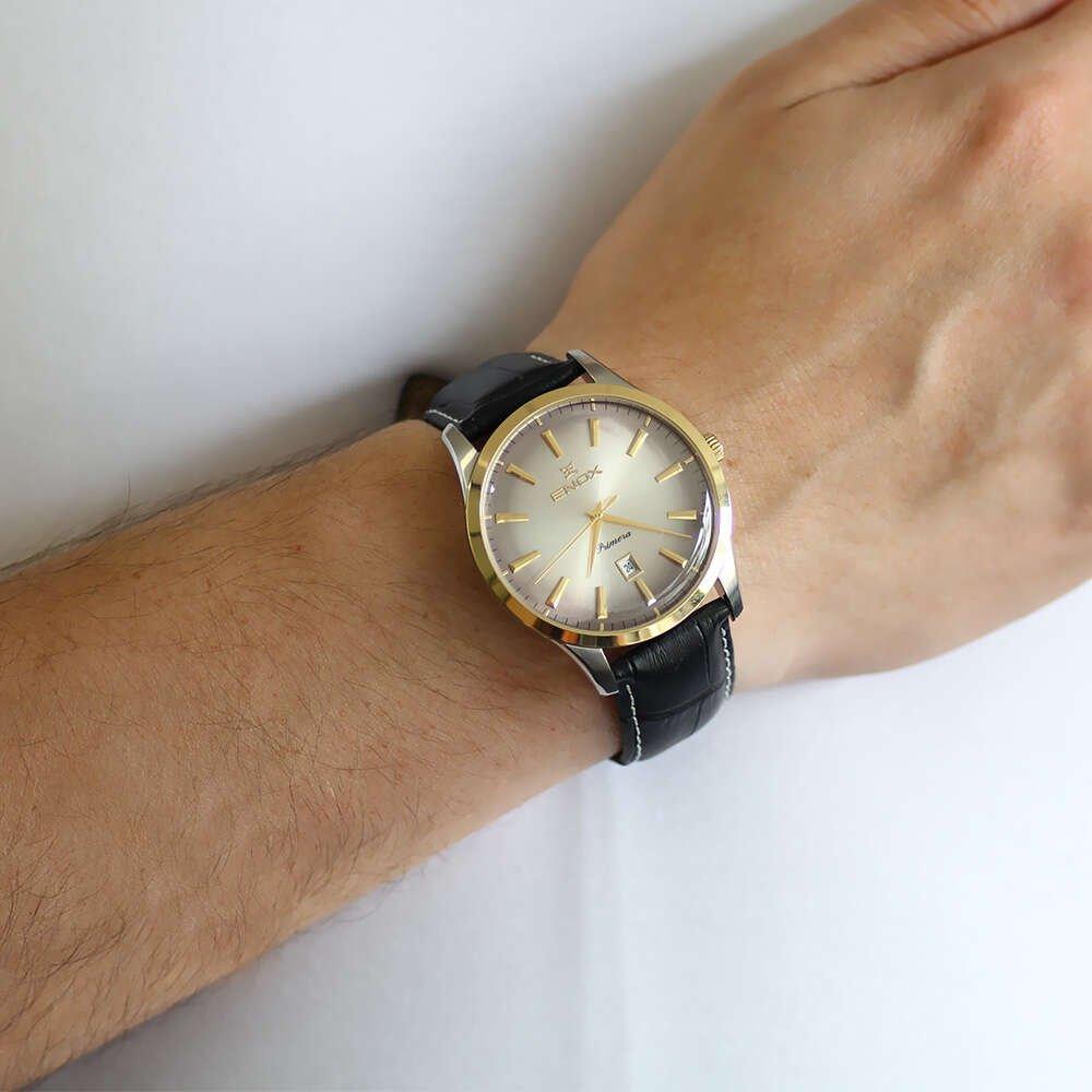 Enox Marka TH-EC-31040M.1 Erkek Kol Saati