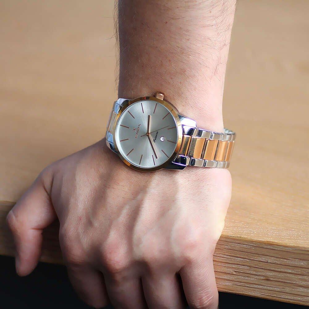 Enox Marka TH-EC-32024M.1 Erkek Kol Saati