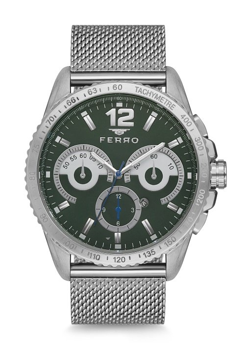 Erkek Ferro HASIR Saat - F14173C-675-A2
