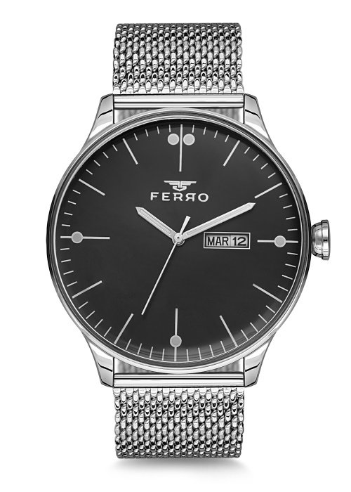 Erkek Ferro HASIR Saat - F40045-104-A2