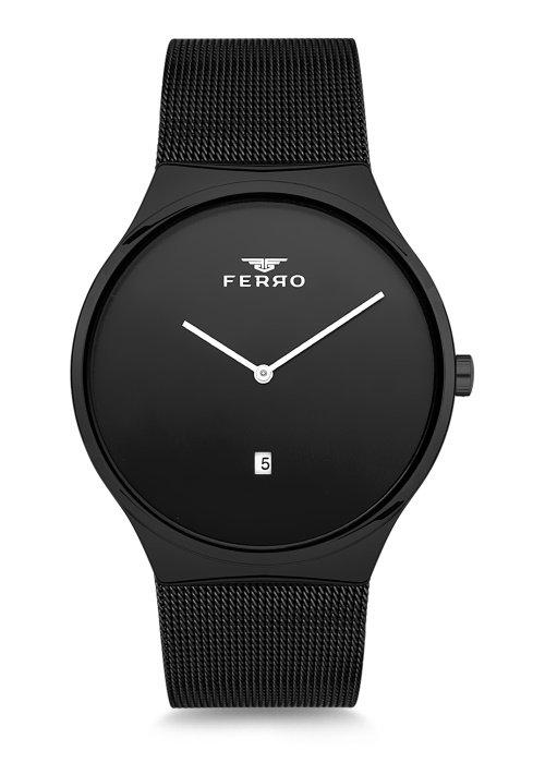 Erkek Ferro HASIR Saat - F40052-117-G