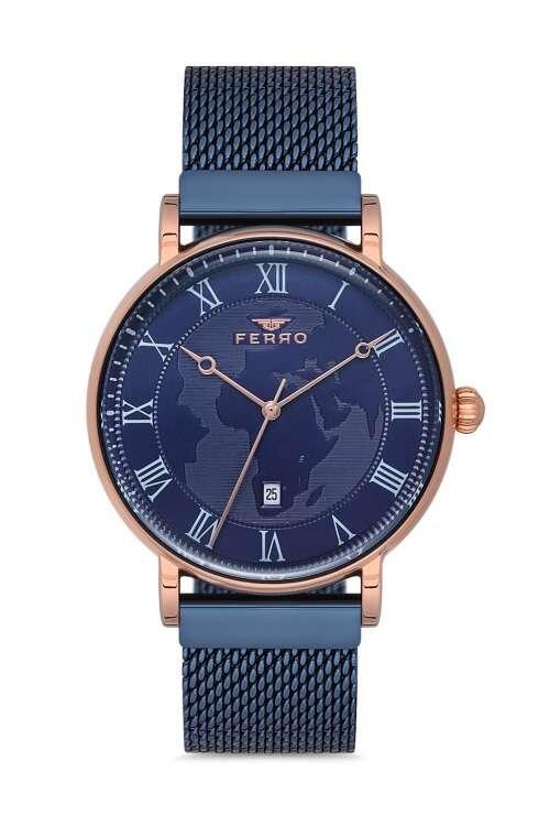 Ferro F11030C-1145-T Erkek Kol saaati F11030C-1145-T