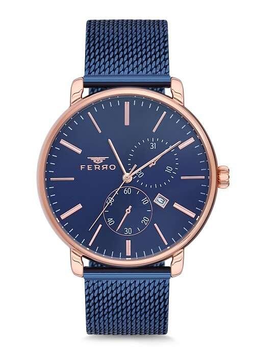 Ferro FM1920C-1023-T Erkek Kol Saati FM1920C-1023-T