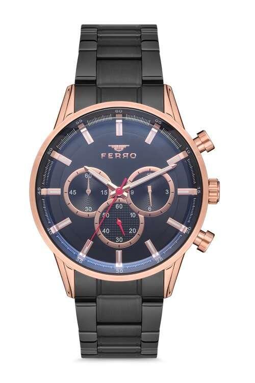 Ferro FM31025A-1151-R Erkek Kol Saati FM31025A-1151-R