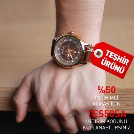 FERRO TH-F51355WT Erkek Kol Saati - Thumbnail