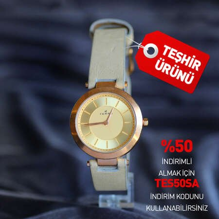 Ferro TH-F51395WT.1 Kadın Kol Saati - Thumbnail
