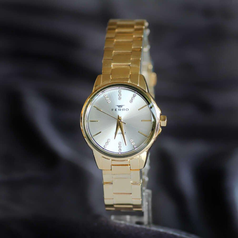 Ferro TH-F61424WT.1 Kadın Kol Saati