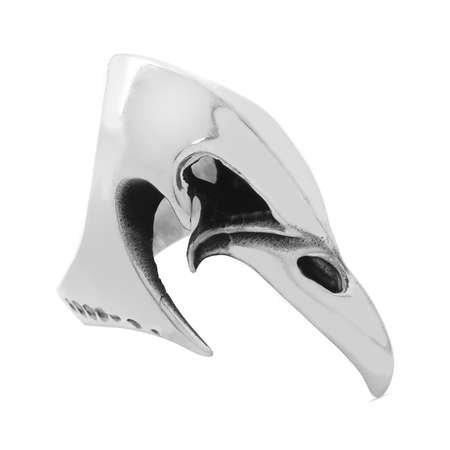Kartal Tasarım 925 Ayar Gümüş Okçu (Zihgir) Yüzüğü - Thumbnail