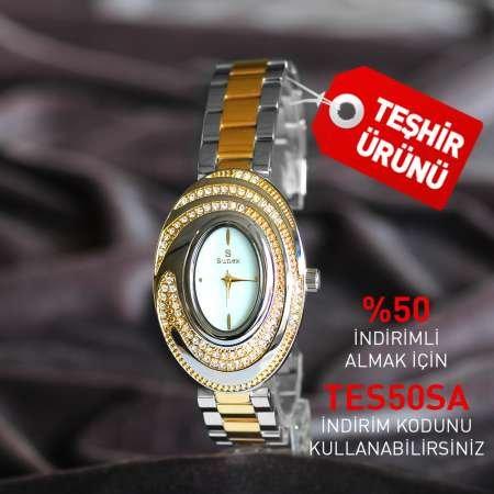 SUNEX TH-S0350-2 Bayan Kol Saati - Thumbnail