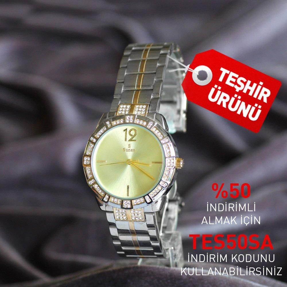 SUNEX TH-S6510 Bayan Kol Saati
