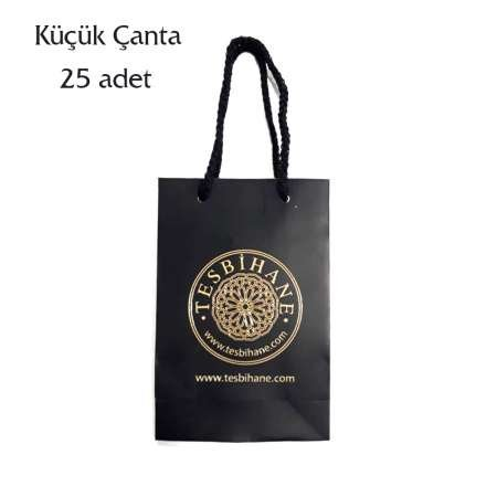Tesbihane logolu küçük çanta (1Paket) - Thumbnail