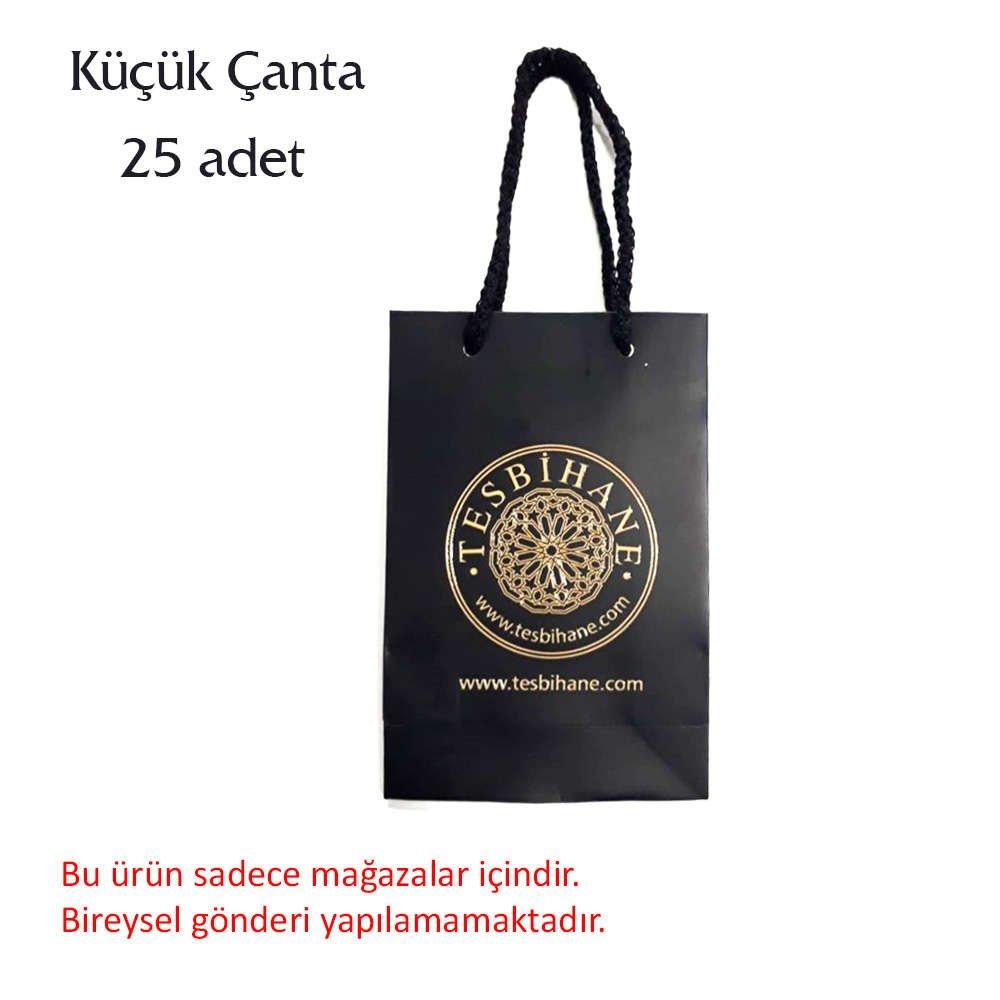 Tesbihane logolu küçük çanta (1Paket)