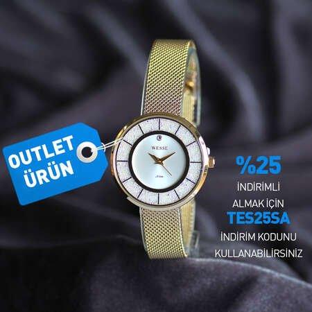 WESSE TH-WWL3000-05M Kadın Kol Saati - Thumbnail