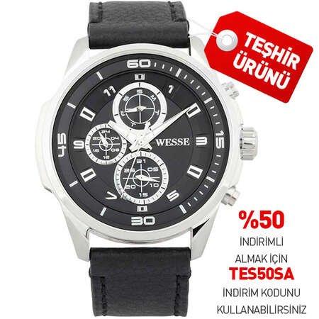 WESSE WWG4001-03L ERKEK KOL SAATİ - Thumbnail