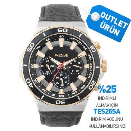 WESSE WWG4006-01L ERKEK KOL SAATİ - Thumbnail